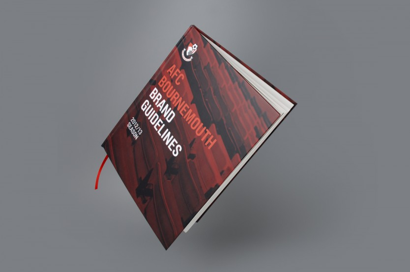 AFC Bournemouth brand guidelines