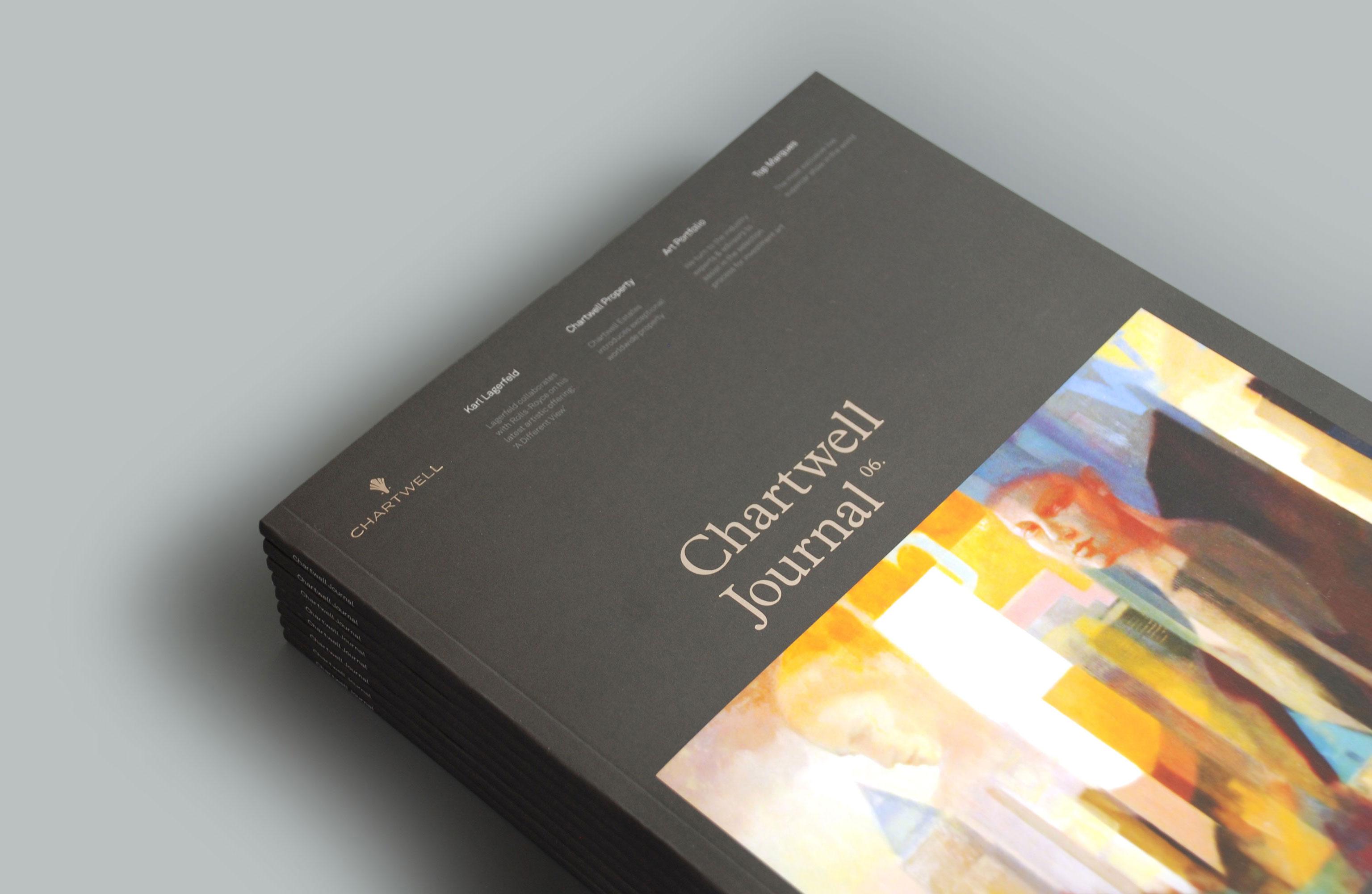 Bespoke publishing for luxury brand alignment