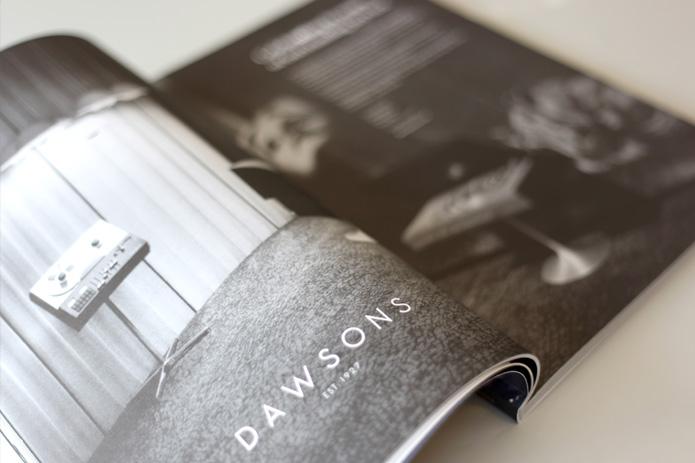 Campaign design for Dawsons