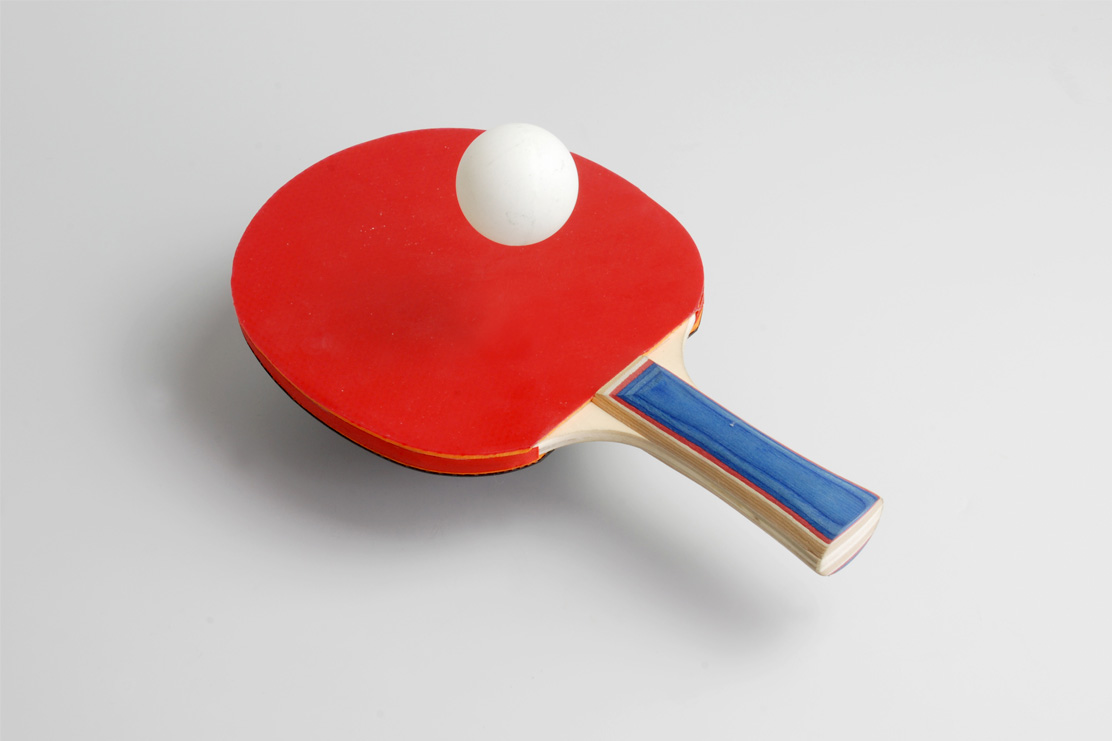 Our studio is our home, we are a design agency in Dorset that loves ping pong