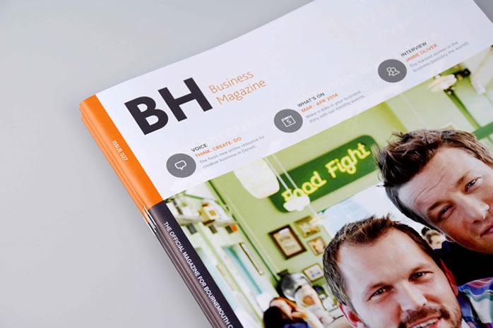 BH Business Magazine Re-Design
