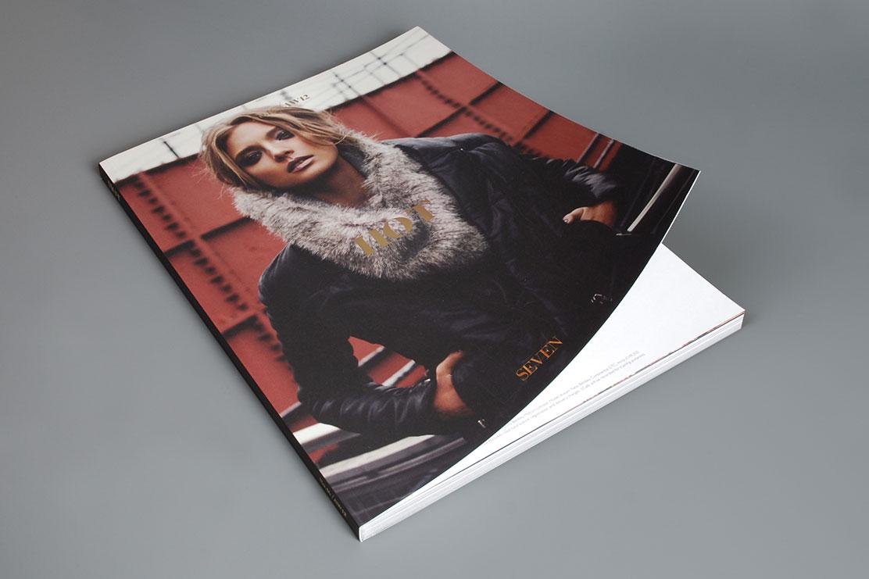 HOT Magazine cover design