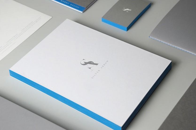 Silver Arrow brand development