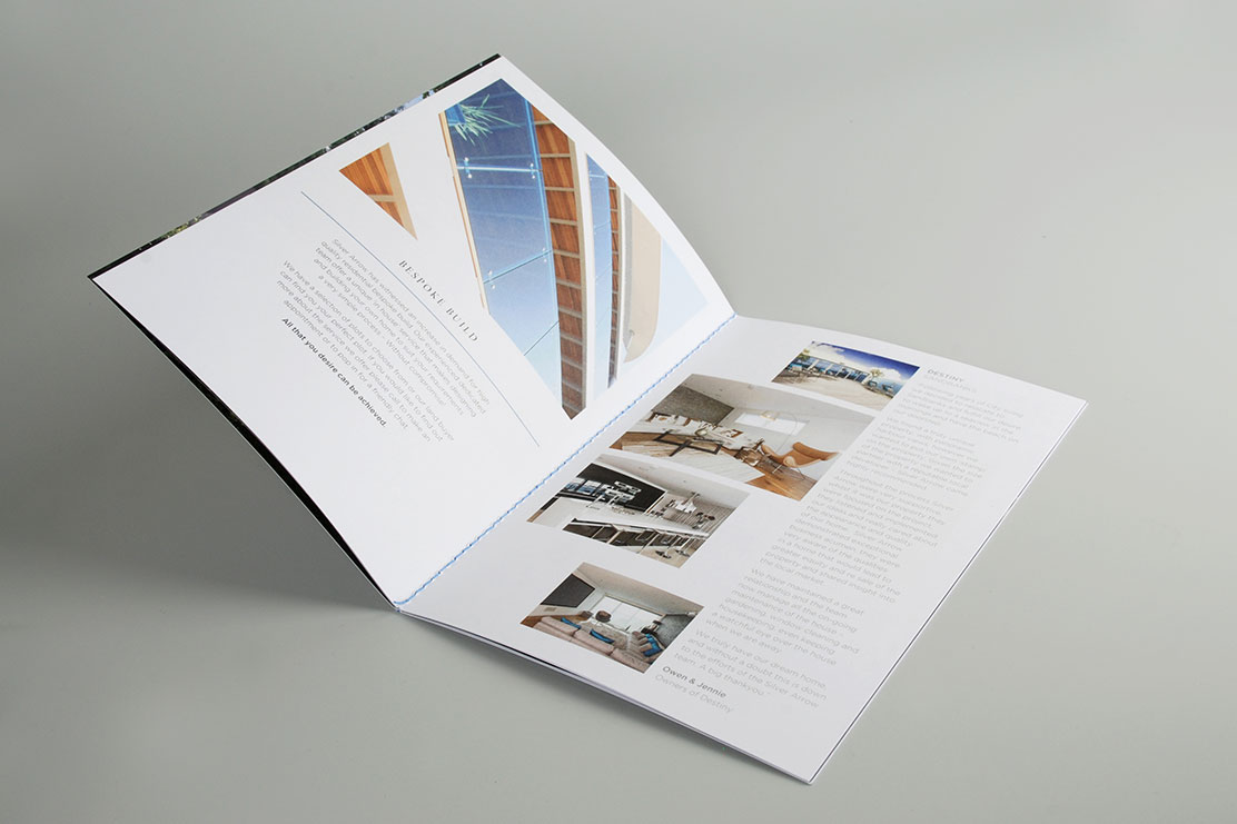 Silver Arrow brochure internal