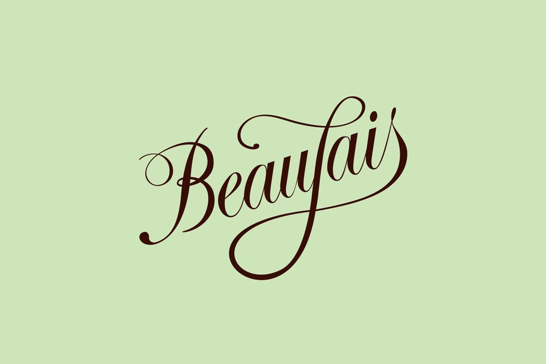 Beaujais brand identity