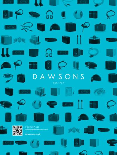 Dawsons advertisment