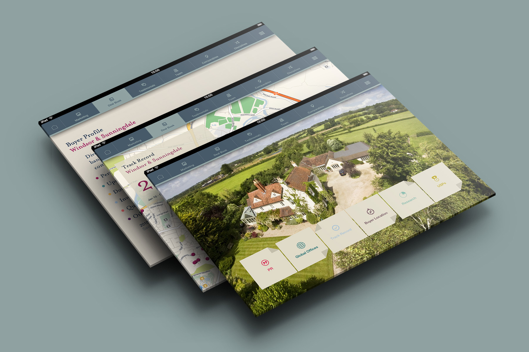 Changing the way Savills communicate with their vendors