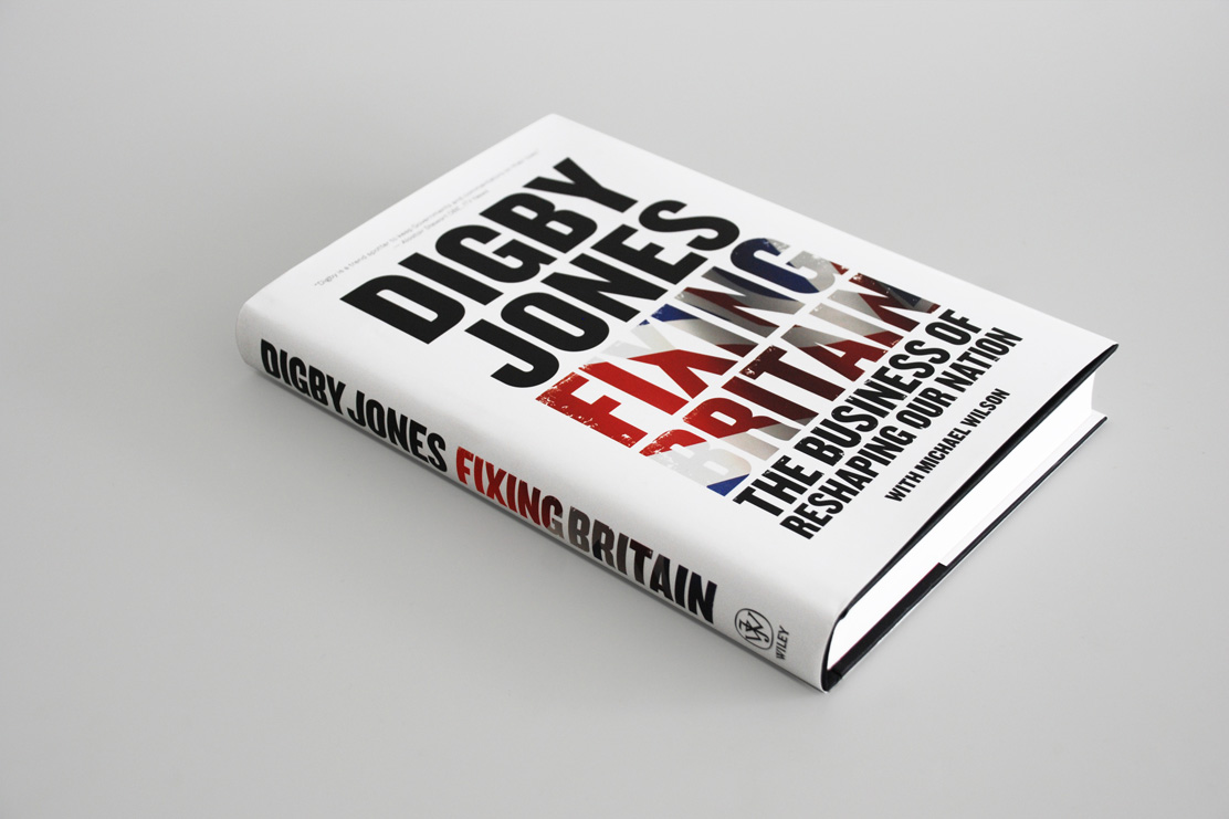 Digby Jones book cover by Parent