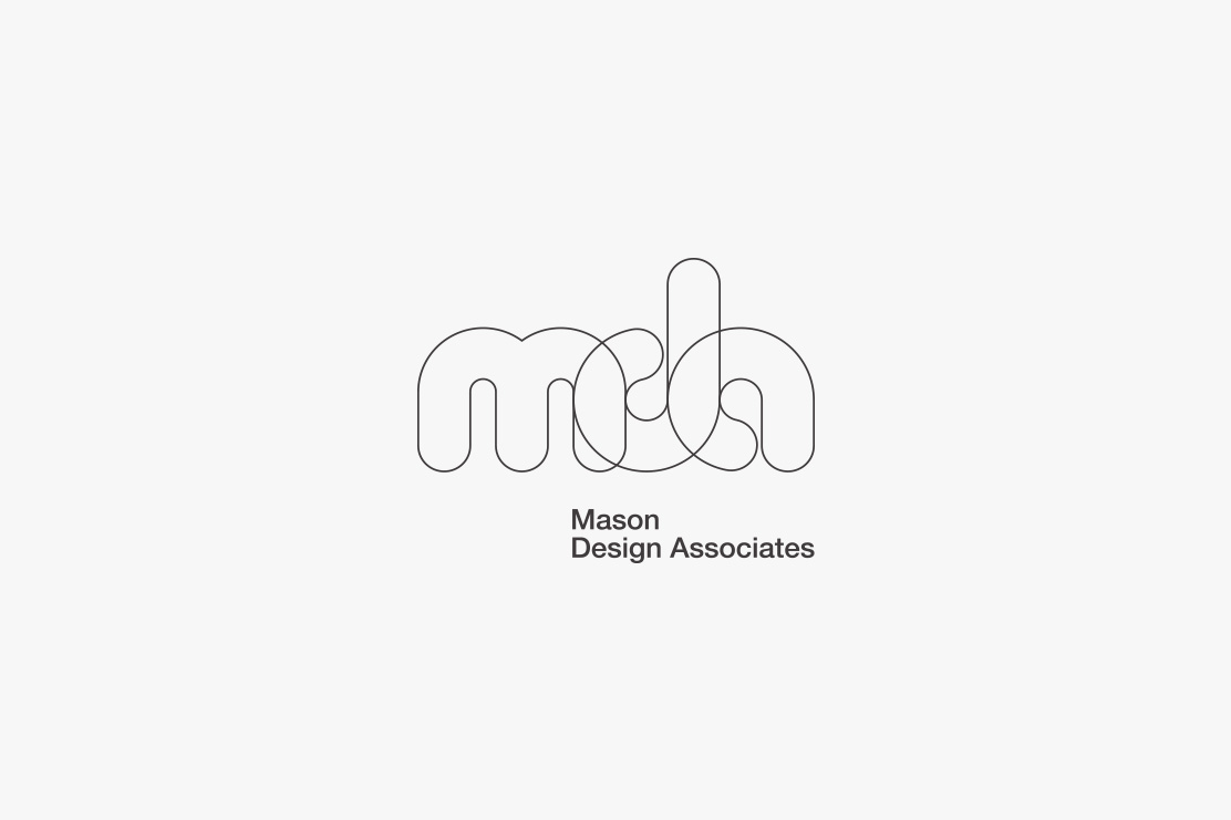 Mason Design Associates logotype design by Parent