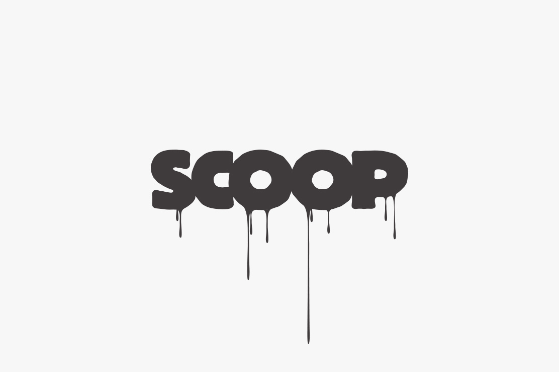 Scoop logotype design by Parent
