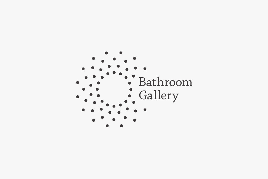 Bathroom Gallery logotype design by Parent