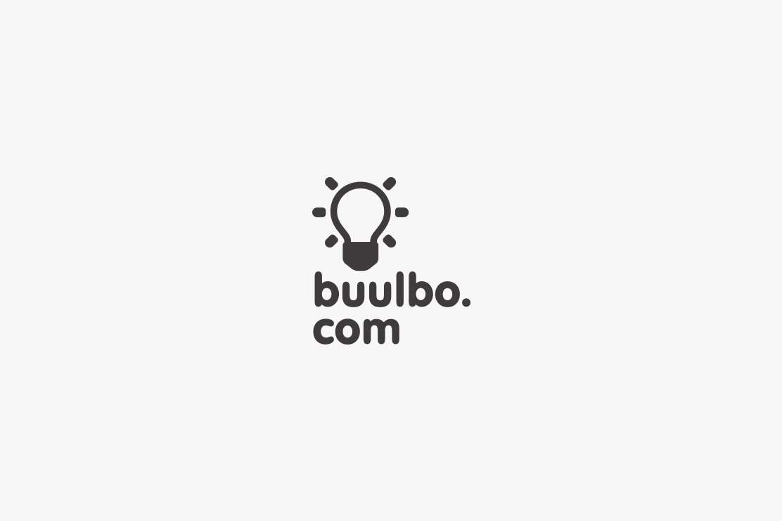Buulbo logotype design by Parent