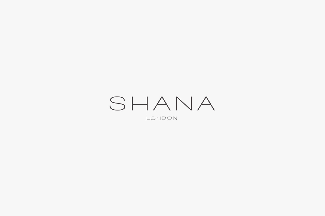 Shana logotype design by Parent