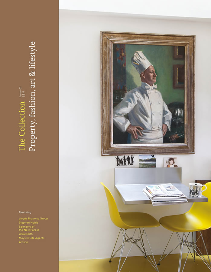 The Collection bespoke publishing