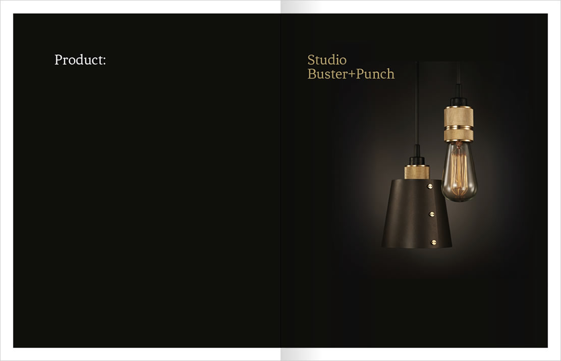 The collection buster + punch