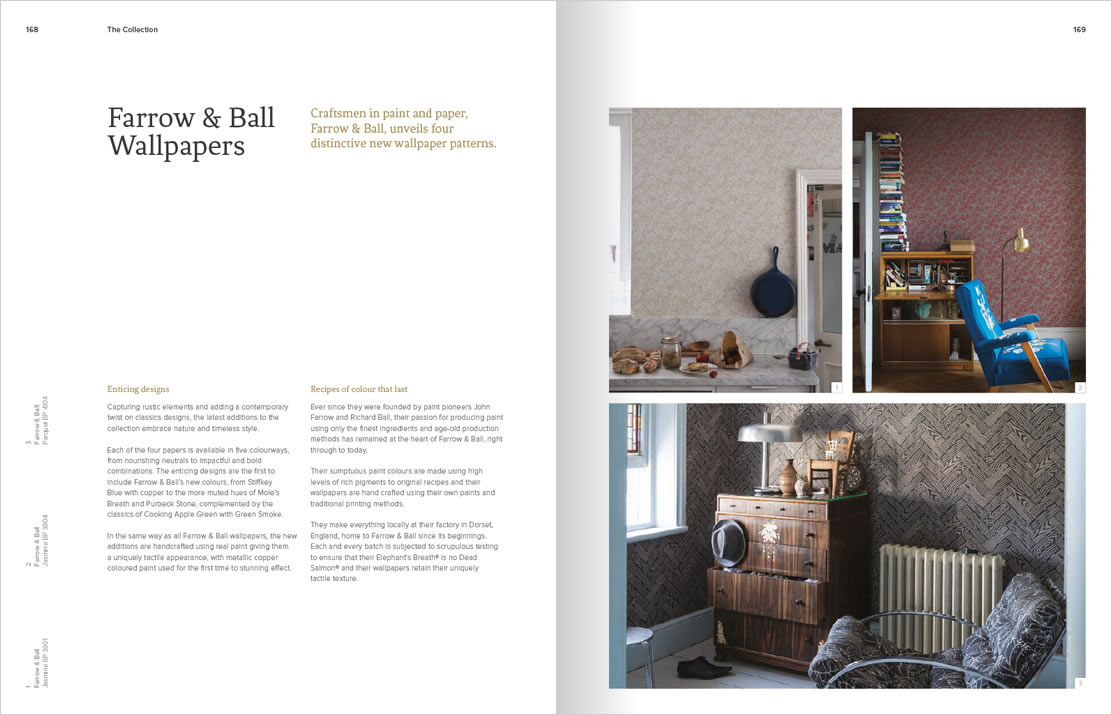 The collection farrow and ball