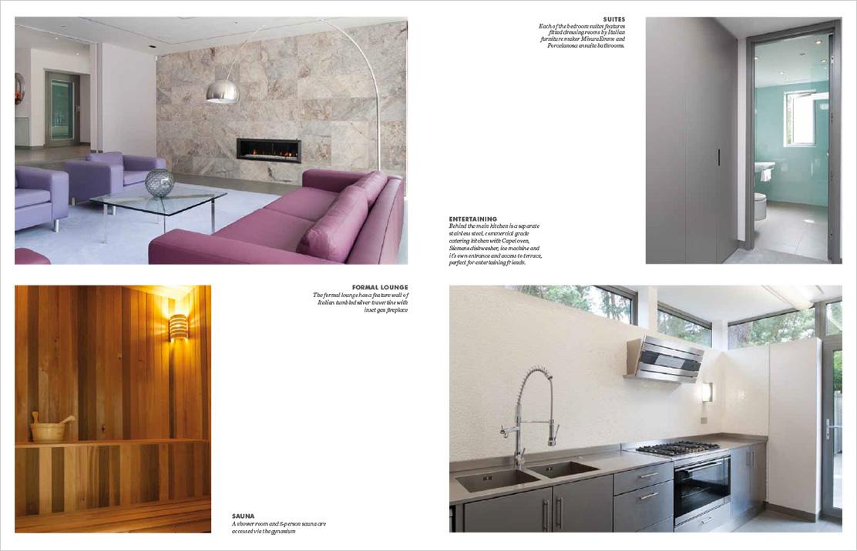 Property brochure design by Parent