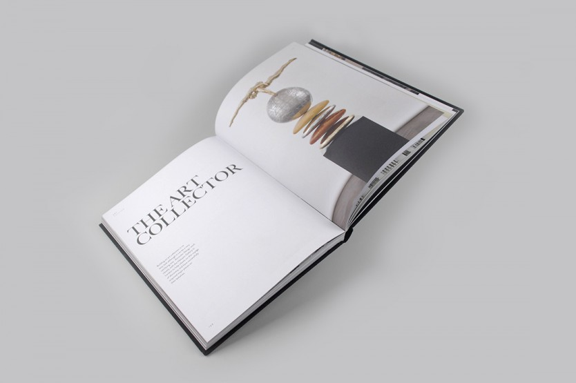 Magazine / book design for Accouter by Parent