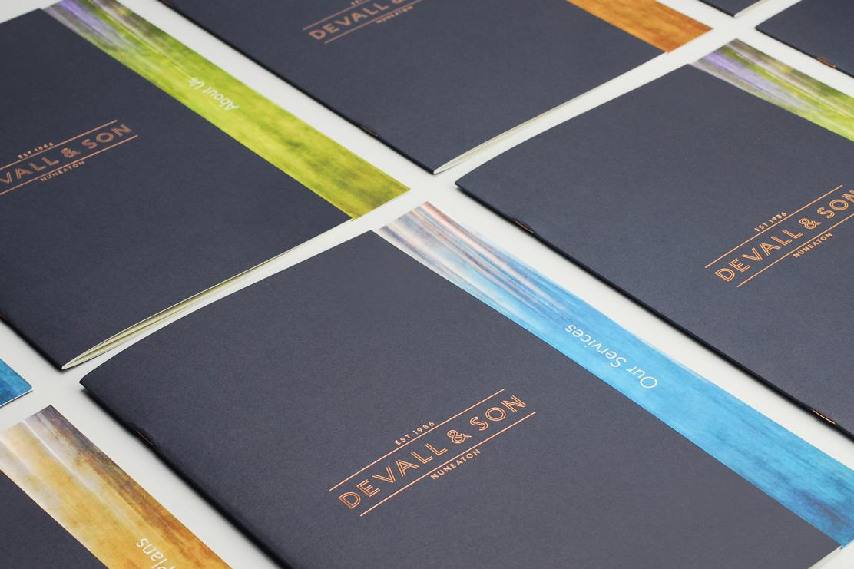 Bespoke Brochures
