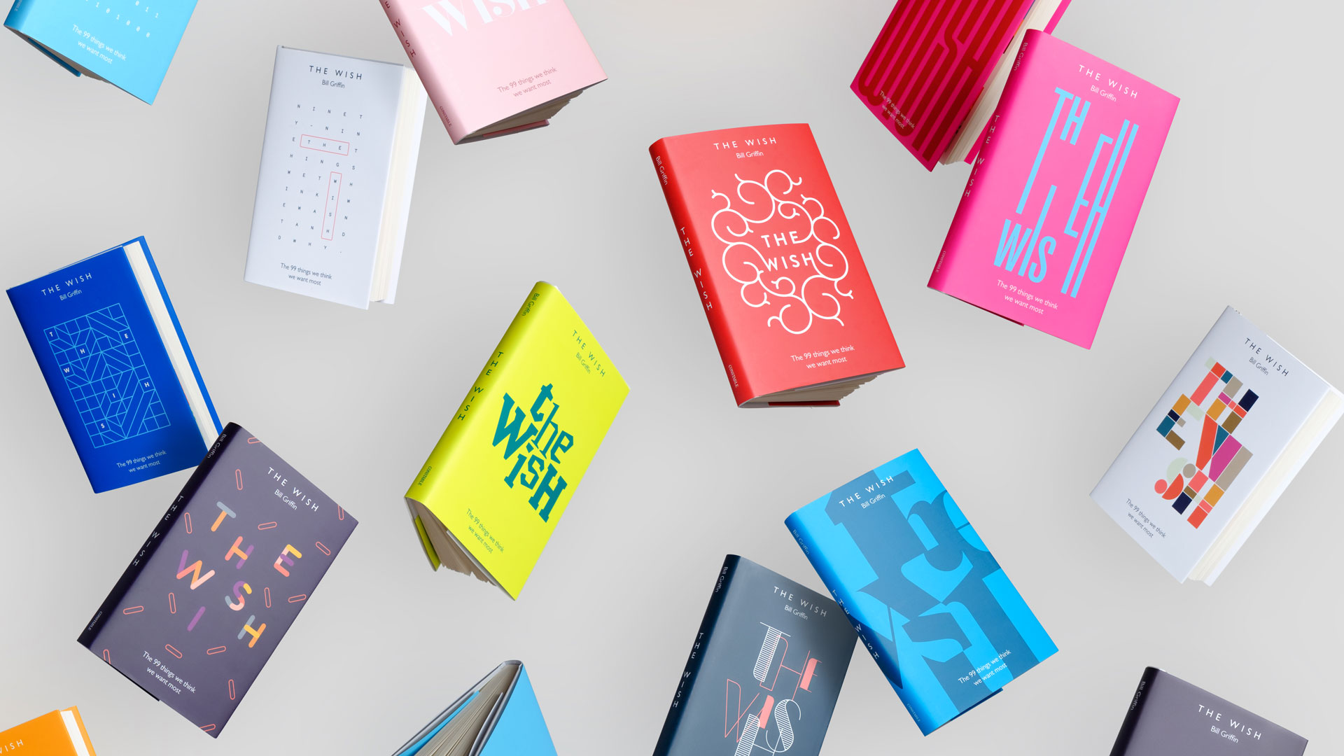 Brand development that's about more than just a colour palette